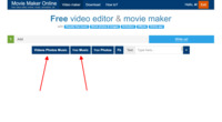 Join video - add files